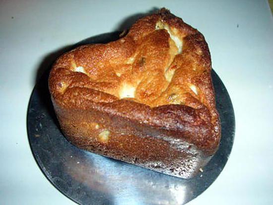 recette Nuage vanillé ou envie de dessert aérien & exotique