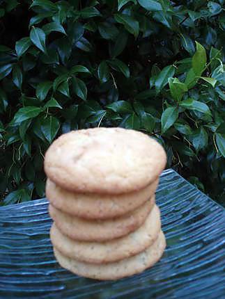 recette Cookies moelleux à l'orange