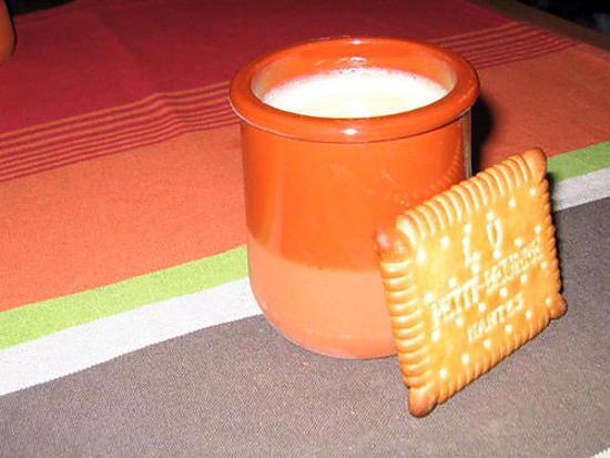 recette Semoule au lait