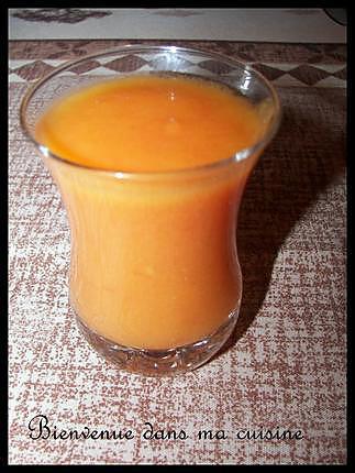 recette Gaspacho de Melon & Tomates