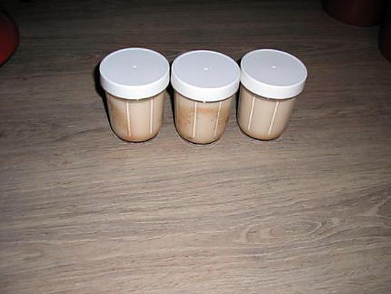 recette yaourts choco-café.