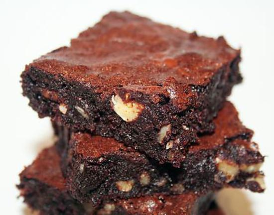 recette de brownie aux noix de macadamia. Black Bedroom Furniture Sets. Home Design Ideas