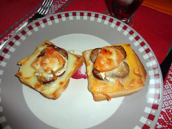 Recette de petits restes pour petit repas for Entree froide sympa