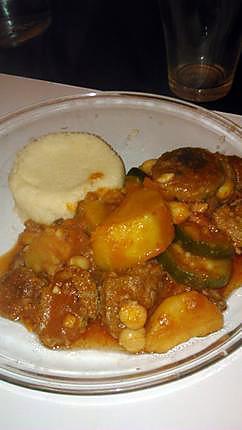 recette Ragoût a l'espagnol au chorizo et au boulette