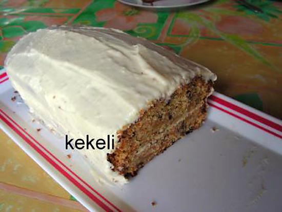 Recette Traditionnelle Carrot Cake