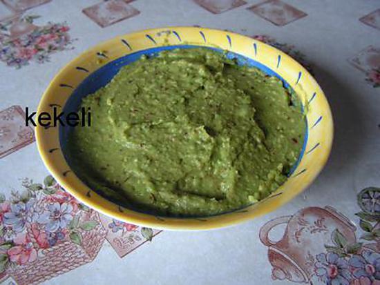 recette Guacamole