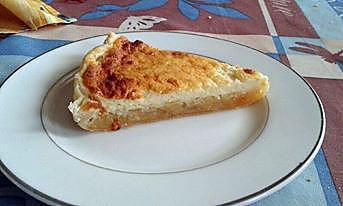 Recette De Tarte Aux Pommes Fromage Blanc