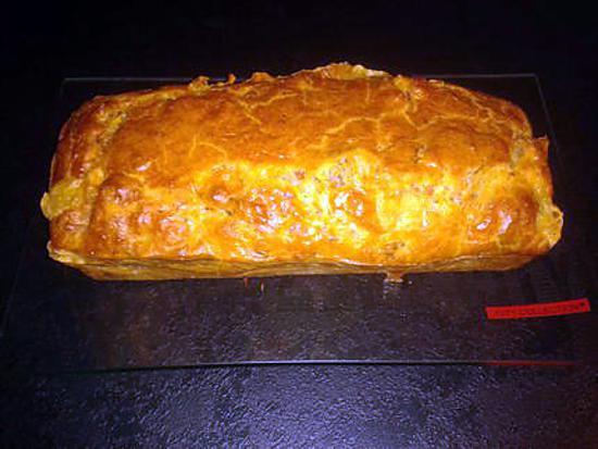 Recette Cake Lardons Bleu Noix