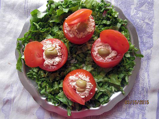 recette Tomates Fraîcheur