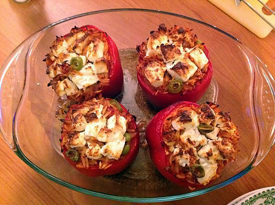 Sauce tomate maison facile - Que cuisiner avec des poivrons ...