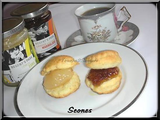 recette Scones