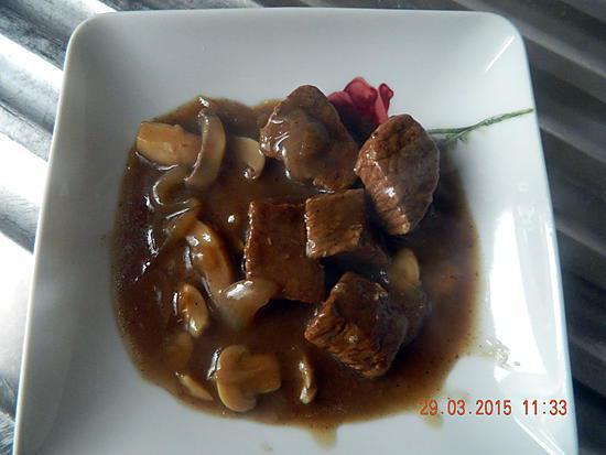 Recette coq au porc