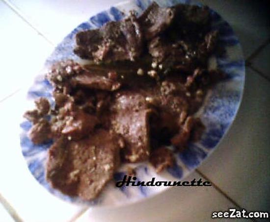 recette steak roti