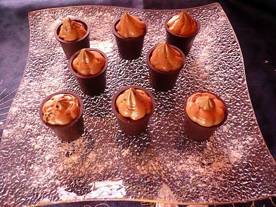 recette de mousse au chocolat au lait par vece helena. Black Bedroom Furniture Sets. Home Design Ideas