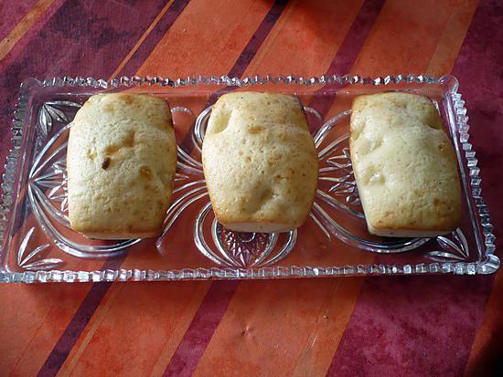 recette Petits cakes mangues/ananas