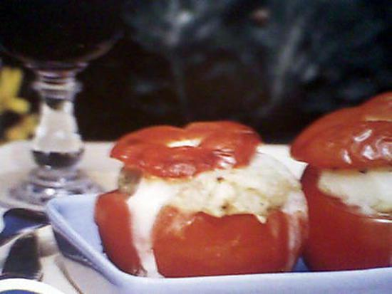 recette tomates savoyardes
