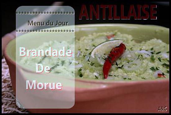 recette ** Brandade HOT ou Féroce d' avocat à la morue , piment oiseau ....d' influence Antillaise, Réunionnaise & Mauricienne **