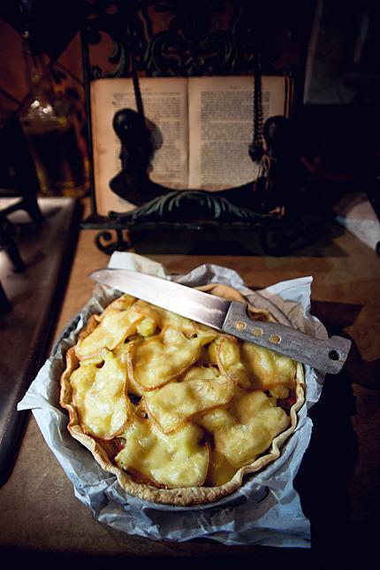recette Tarte Savoyarde