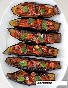Idee D Entree.Entree Aux Aubergines
