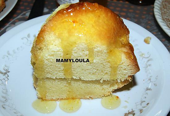 recette Gâteau facile orange ou citron