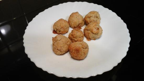 recette ROCHERS COCO - NOISETTES