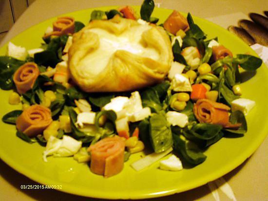 recette assiette du soir