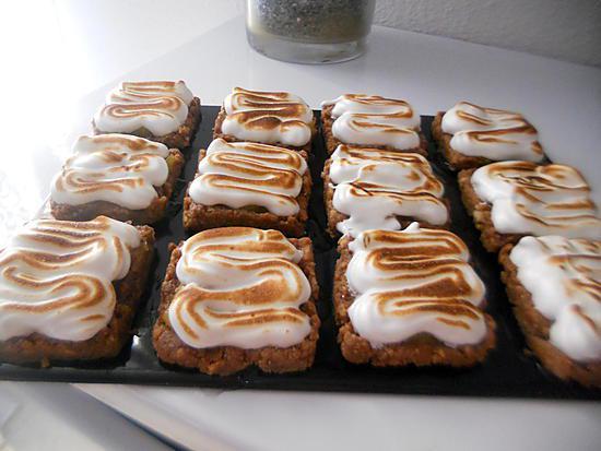 Recette de tarte au citron meringu granola - Recette tarte au citron sans meringue ...
