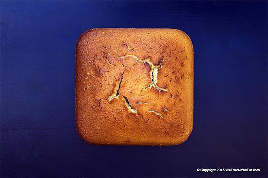 recette Gâteau aux noisettes super facile !