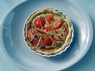 recette Tartelette à l'ail