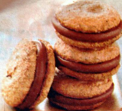 recette Macaron au chocolat