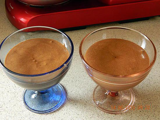 recette de mousse au chocolat l g re par mimine59. Black Bedroom Furniture Sets. Home Design Ideas