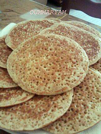 recette pancakes à la farine complète
