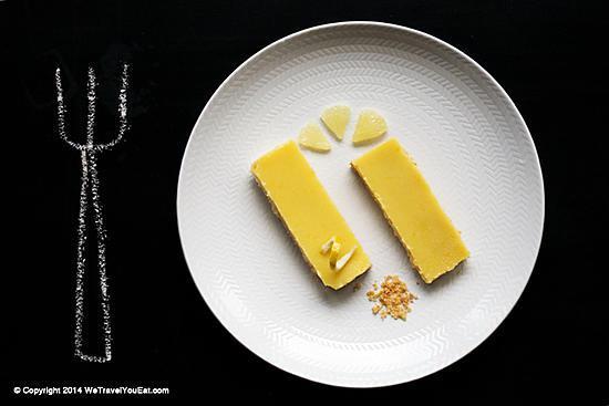 recette Tarte au citron !