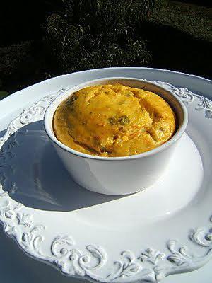 recette Flan de potimarron et courgette