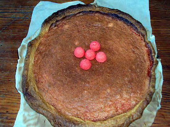 recette tarte aux fraises Tagada ®