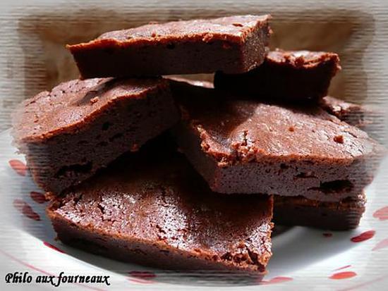 recette Fondant au chocolat & au lait concentré sucré