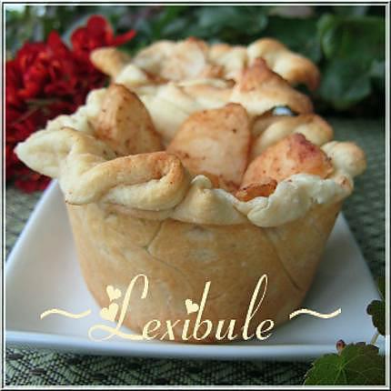 recette L'incroyable aux pommes