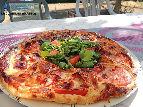 recette de couronne feuillet 233 e fa 231 on pizza