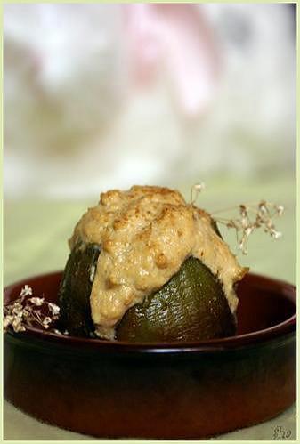 recette Figue rôtie, farcie à la Brousse aux épices et aromates