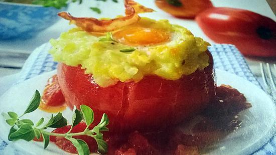 recette Tomates surprise
