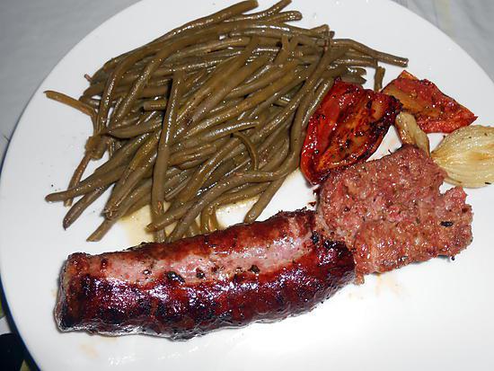 Recette de saucisse italienne au fenouil grillee - Recette andouillette grillee ...