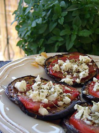 Recette d 39 aubergine po l e - Aubergine a la poele ...