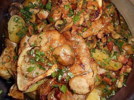 Les meilleures recettes de jarret de veau aux olives - Comment cuisiner le jarret de veau ...