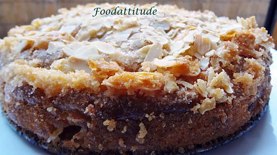 recette Crousti Moelleux aux Pommes