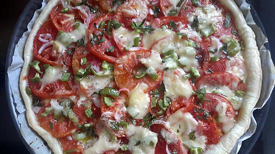 recette Tarte deliciouse
