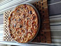 recette tarte abricot à l'alsacienne