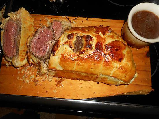 recette de filet de boeuf en croute foie gras. Black Bedroom Furniture Sets. Home Design Ideas