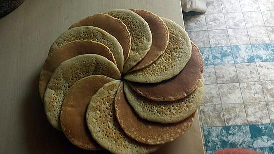 recette Pancakes légers