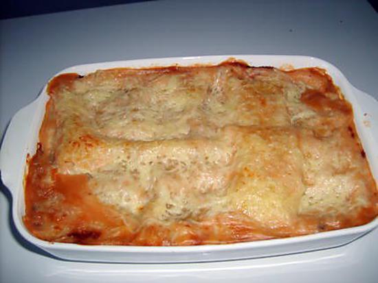 Recette De Lasagnes Ratatouille Saumon Fume