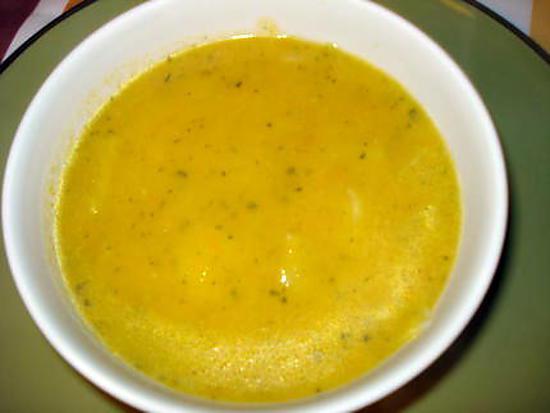 recettes soupes aux légumes
